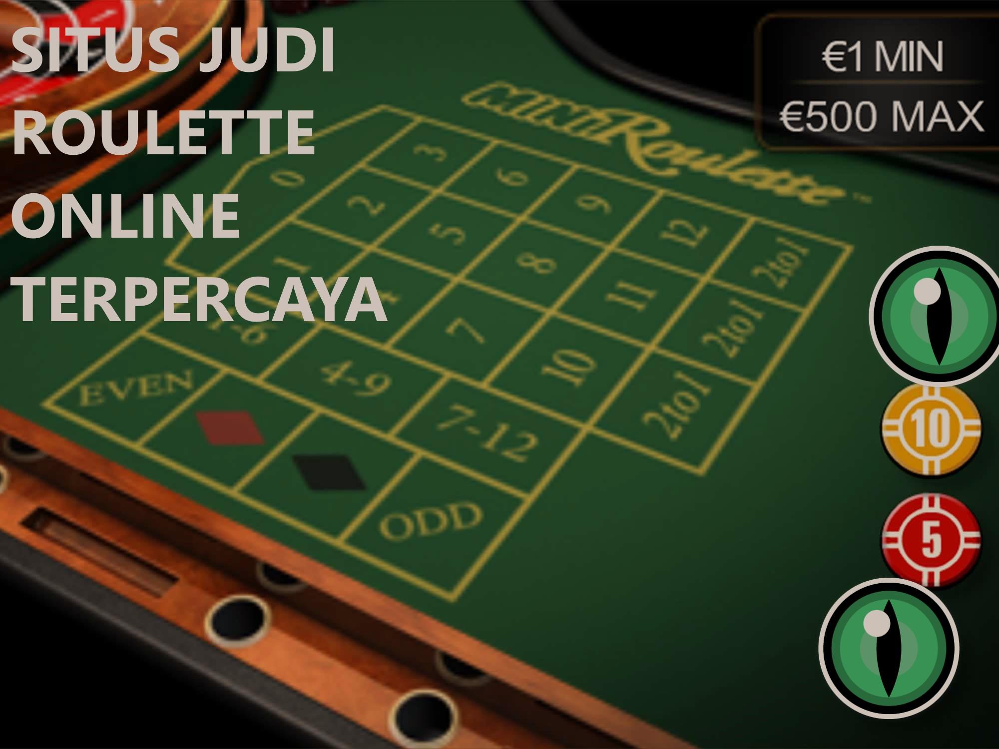Memilih Situs Roulette Online Terpercaya